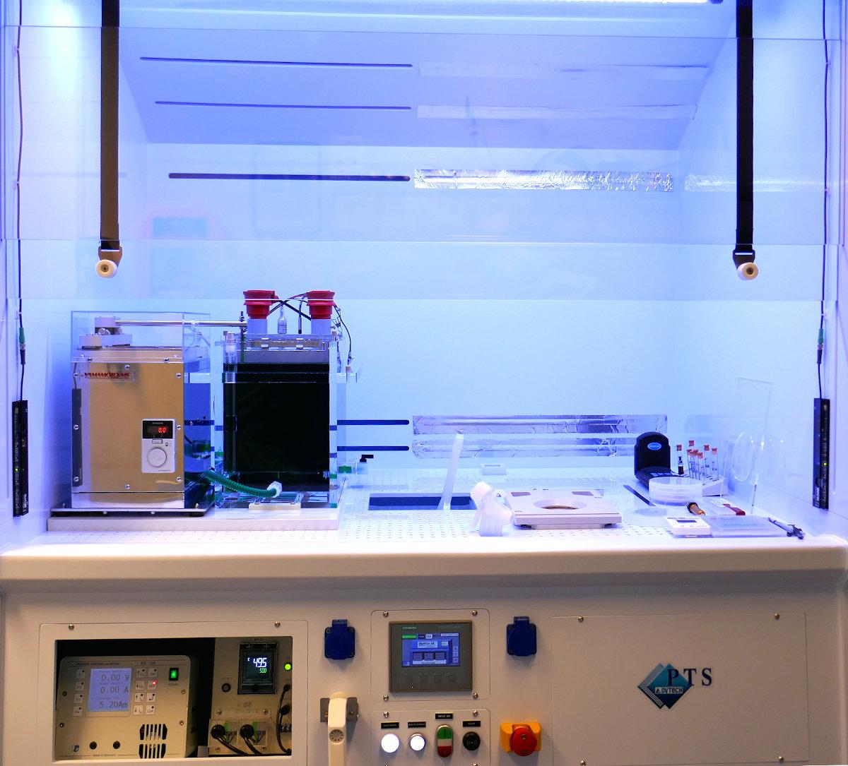 Picture of Electroplating Ni Yamamoto