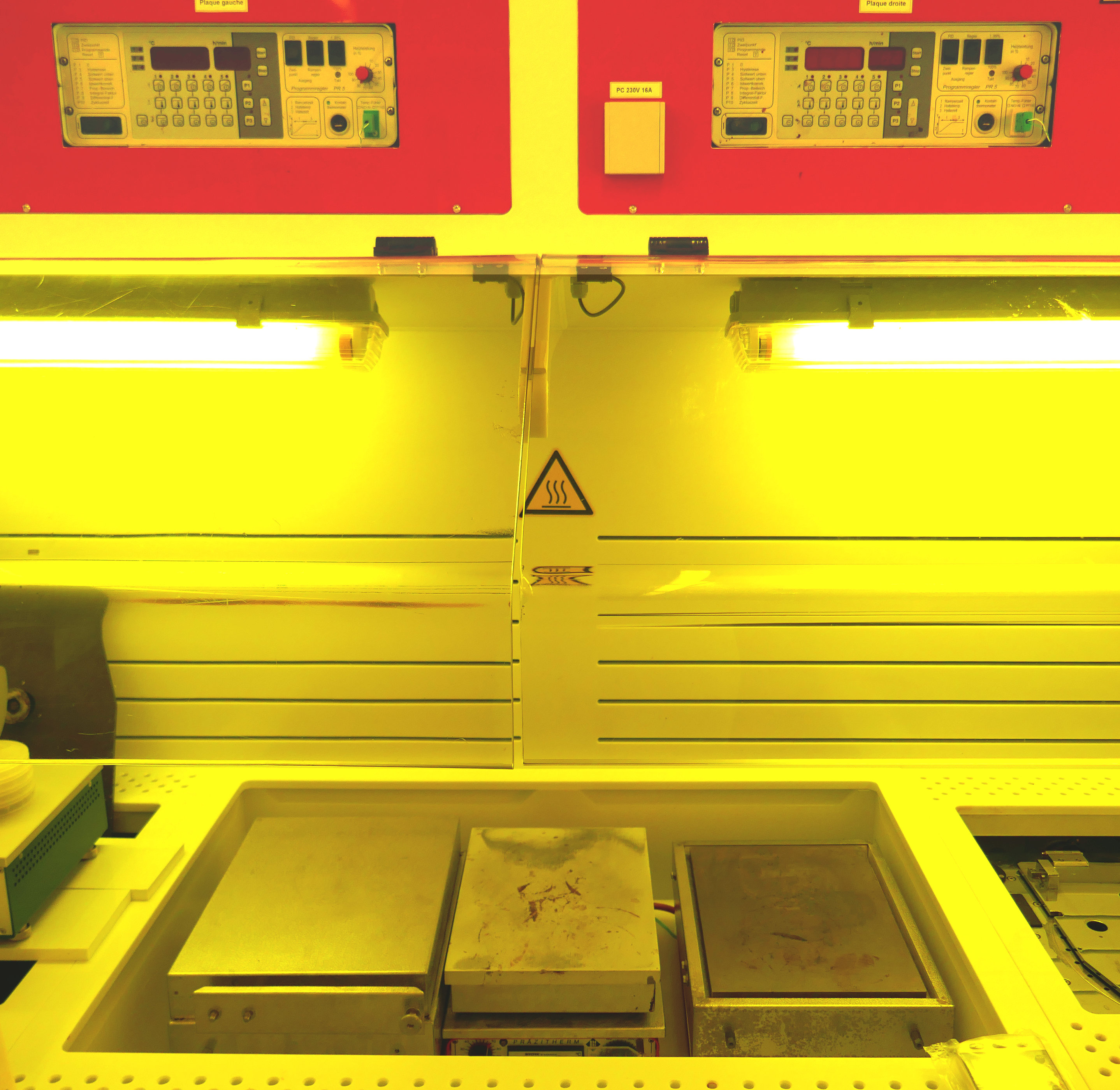 Picture of Hot Plate Manual