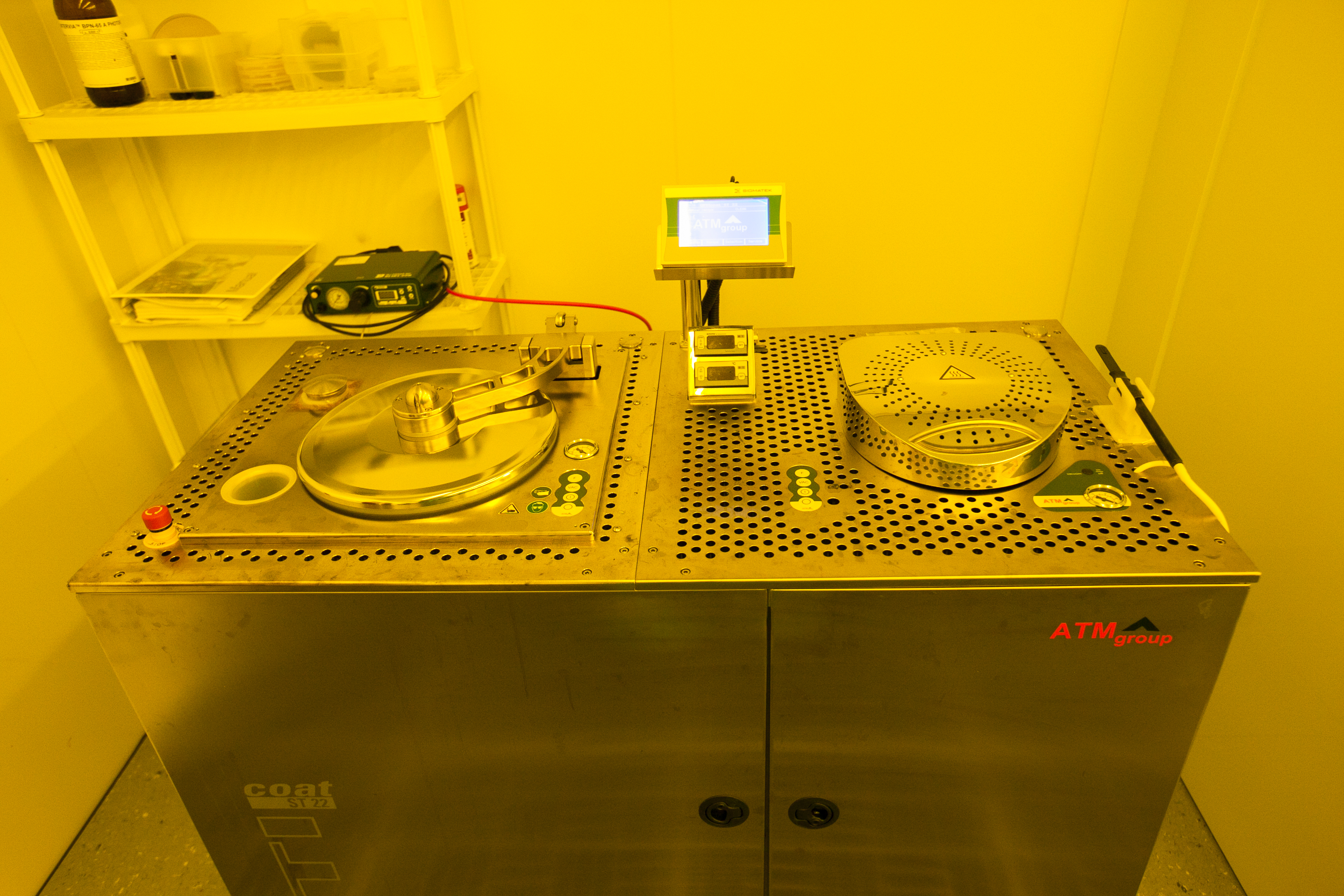 Picture of Spin Coater OC22