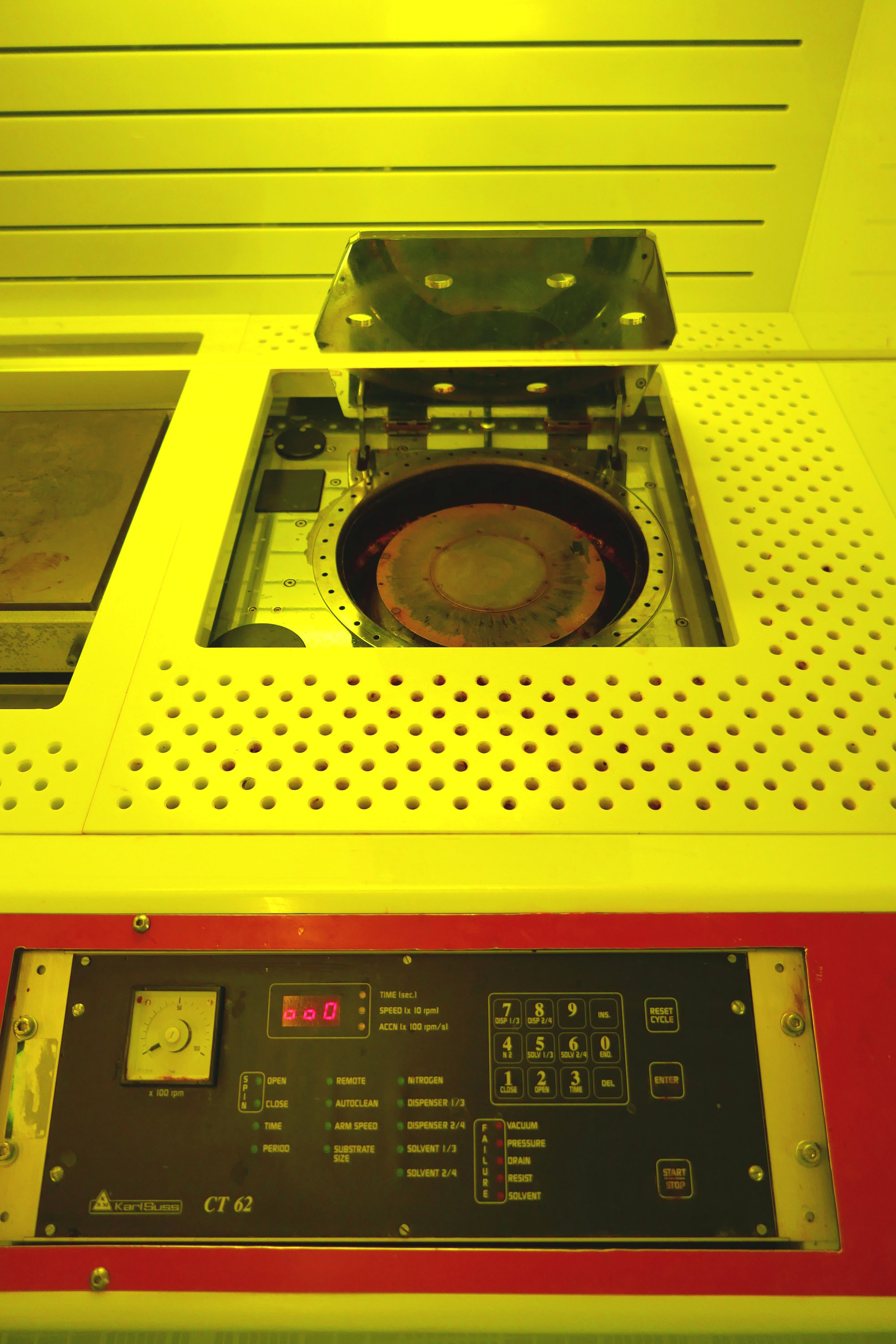 Picture of Spin Coater RC-8